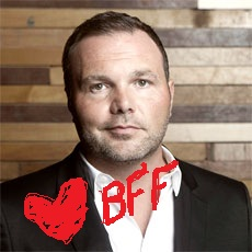 Mark Driscoll is My New Best Friend